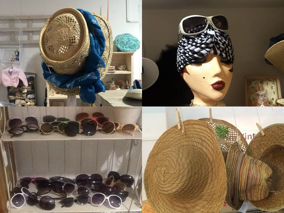 Sunhats & Sunglasses
