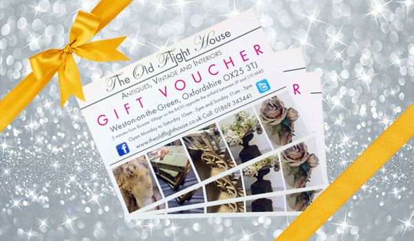 Gift Voucher Advert TOFH