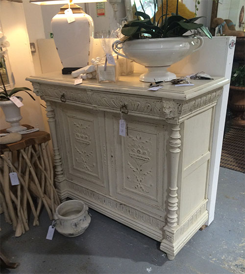 French Carved Buffet, Unit 20 Interiors
