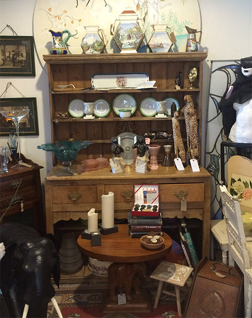 Hand Made Victorian Pine Dresser, Unit 57 Antiques