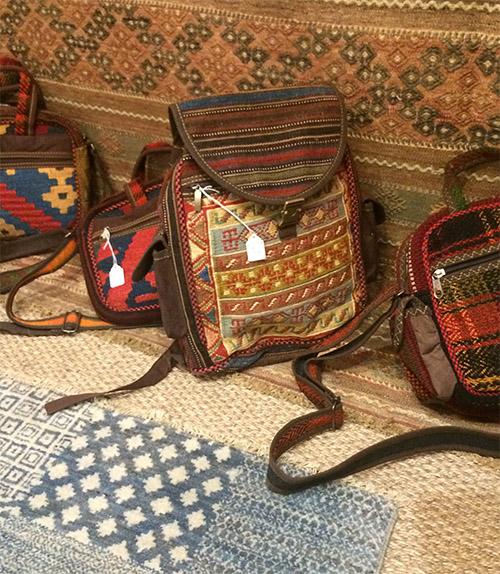 Kilim Bags, Unit 31 Vintage