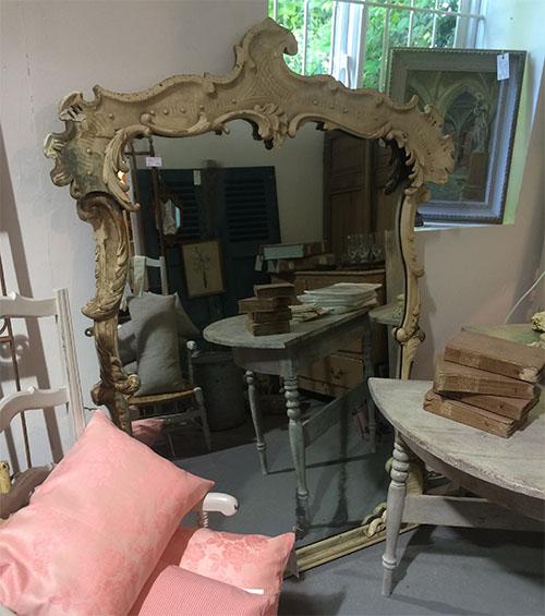 Large Rococo Mirror, Unit 22 Interiors