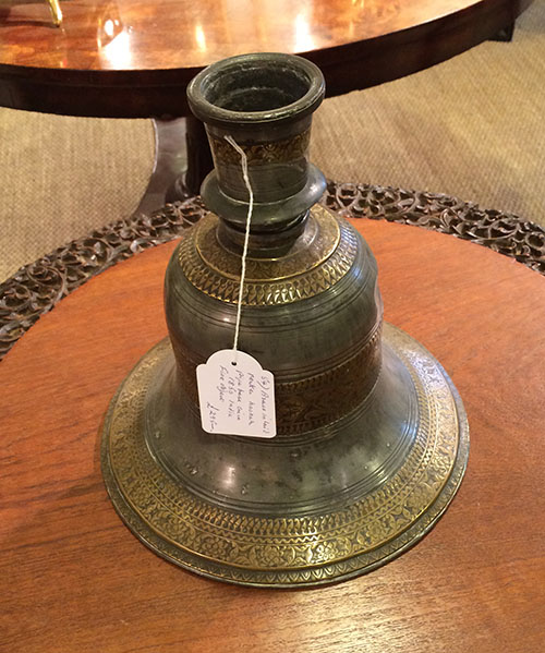 Brass Bell Bottom, Unit 54 Antiques