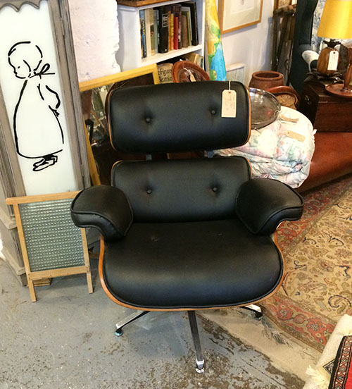 Lounge Chair Unit, Vintage