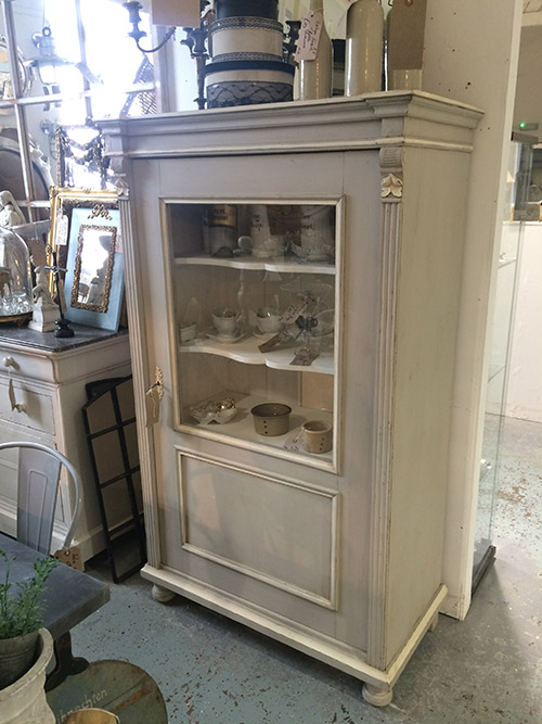 Painted Vintage Cupboard, Unit 2 Interiors