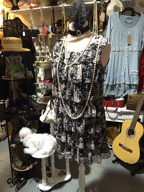 Vintage Dress, Unit 7 Vintage