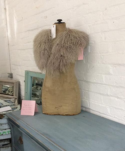 Vintage Half Mannequin, Unit 30 Interiors