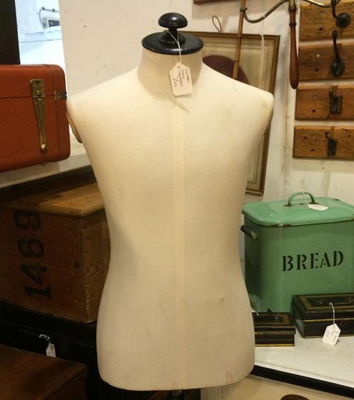 Vintage Male Mannequin, Unit 37 Vintage