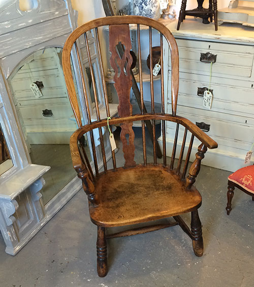 Old Windsor Chair, Unit 51 Interiors