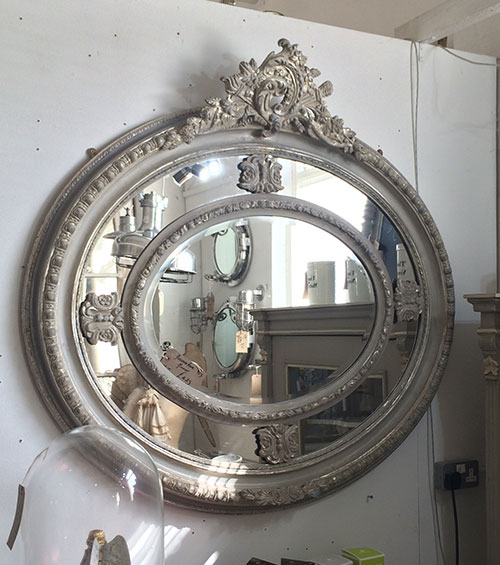 Decorative Mirror, Unit 7 Interiors