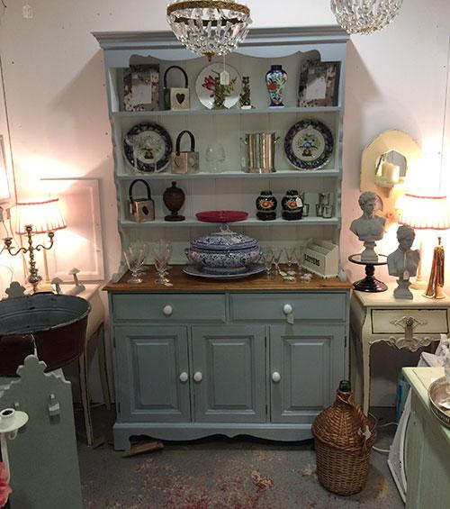 Rustic Pine Dresser, Unit 15 Interiors
