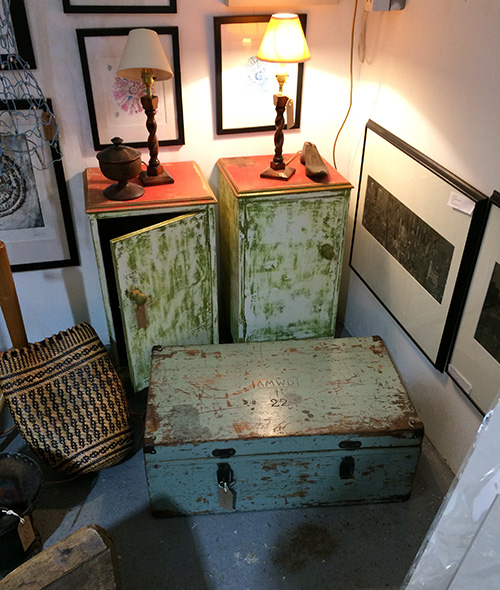 Pair of Bedside tables, Unit 25 Interiors