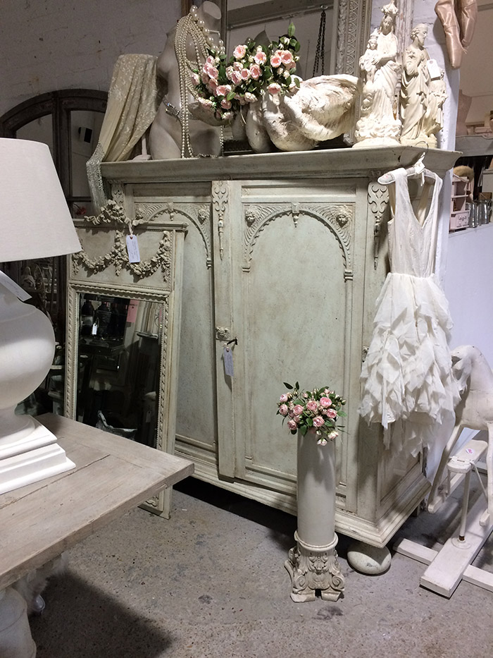 French Linen Cupboard Unit 30, Interiors