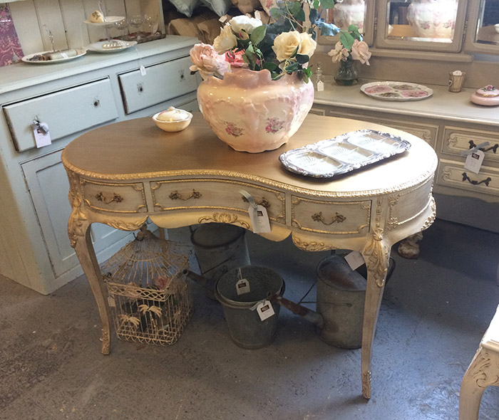 French dressing table, Unit 42 Interiors